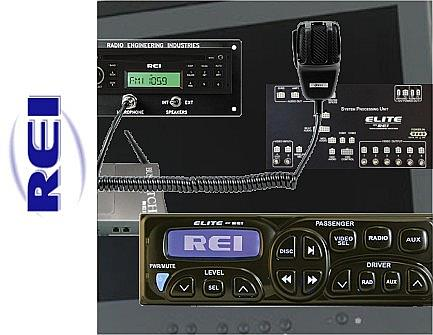 Select, compare and purchase products from Radio Engineering Industries, Inc. of Bus, Motor Coach, Transit, Shuttle Bus Radio & Video Equipment